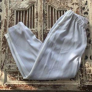 Babaton White Pants
